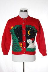 Tree ugly Christmas sweater from TheSweaterStore.com