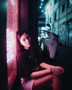 "1,369 Likes, 30 Comments - Xie (@fx.tse) on Instagram: ""Street lights #Taipei #fxtse_portrait"""