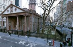 St. Paul's Chapel, the miracle of 9/11
