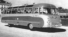 1954 Krauss-Maffei KML 110 body also                                                                                                                                                                                 More
