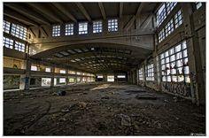 La Fabrica abandonada 3 (Gal )