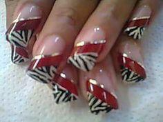Diseño de uñas isabel jiménez gdl