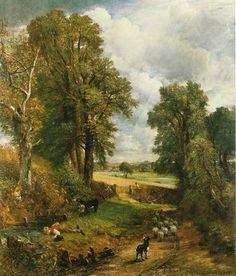 John Constable Paintings | John Constable Painting Locations
