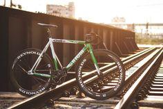 Cinelli Mash Green -