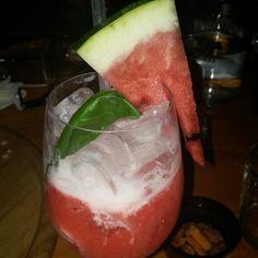 No.2 Watermelon Vodka Grenadine