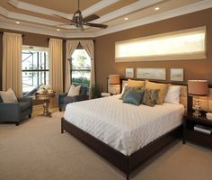 Like the panoramic window above bed  Christopher Burton Homes   Archived Private Collection