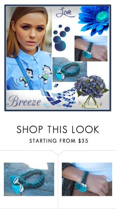 """""""ByCilaJewelry 39"""" by mala-653 ❤ liked on Polyvore featuring Nearly Natural"""