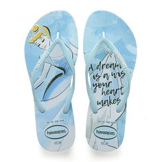 c9e970afccb Cinderella Flip Flops for Women by Havaianas