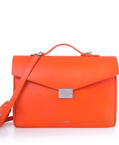 CN BUSINESS ORANGE BOX - YVY BAGS