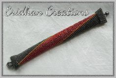 Eridhan Creations - Beading Tutorials: Come To The Dark Side... ;)