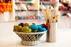 Classes | String Yarns