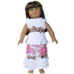 New Shabby Floral Outfit fit AMERICAN GIRL DOLL clothes by Jess Kidz, http://www.amazon.com/dp/B00361KDK2/ref=cm_sw_r_pi_dp_kZQmrb1RTJHWS