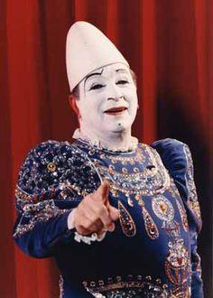 Francesco Caroli, European white face circus clown - Famous Clowns http://famousclowns.org/circus-clowns/francesco-caroli-european-white-face-circus-clown/