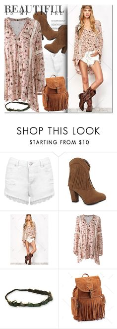 """""""Untitled #1972"""" by aida-nurkovic ❤ liked on Polyvore featuring Miss Selfridge"""