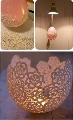 When our budget is limited and don't want to break the bank to get the look we desire during wedding planning process, one of the best ways is to complete DIY projects which is both pretty and cheap. Guests will marvel at all of the sparkling decorations made by you as they enter the ceremonyRead more