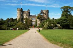Chateau de Malahide, Comté Dublin