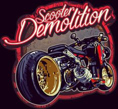 #Scooter #Demolition #Yamaha #Tuning #Kyn #Bws #Honda #Ruckus by scooter_demolitionn