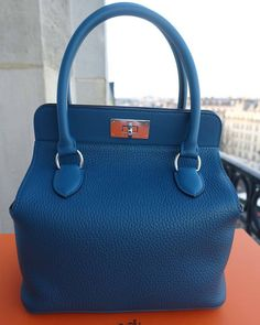 hermes kelly bag vs birkin bag - hermes birkin 30 epsom leather blue paon phw