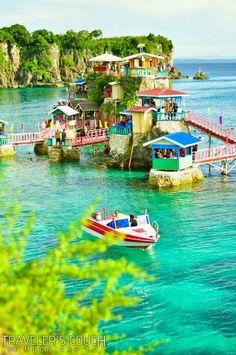 ジビットニル島で水遊び。 セブ島旅行のおすすめ見所・観光アイデアまとめ。