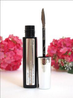 Review zum Brow Precise Fiber Filler von Maybelline New York. Augenbrauen Mascara mit Mikrofasern zum Augenbrauen stylen.