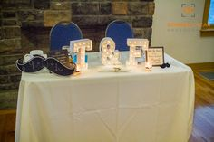 Sweetheart Table at The Drummond Center in Greenwood, South Carolina