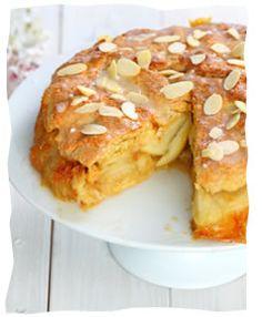 Passover Apple Sponge Cake - Kosher Recipes & Cooking
