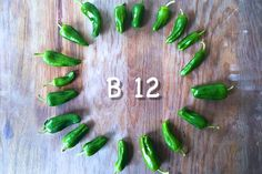 Witamina B12 – Roślinożercy i Nie Tylko Eggplant, Asparagus, Vegetables, Food, Studs, Essen, Eggplants, Vegetable Recipes, Meals