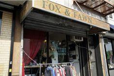 Fox & Fawn in Brooklyn, NY