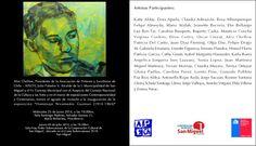 Homenaje Nicomedes Guzmán 1914-1964, exposición colectiva APECH, en homenaje a este gran escritor chileno.