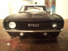"Gorillaz ""STYLO"" camaro - Muscle Cars - Modeling Subjects - Scale Auto Community"