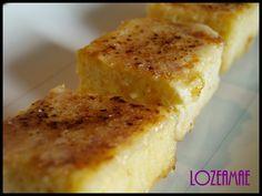 Lozeamae: Sopas de Brioche Caramelizadas