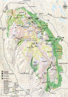 Fulufjället National Park - Naturvårdsverket