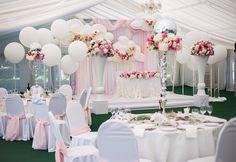 Для проведения своей свадьбы Илья и Вика выбрали белый шатер на закрытой…