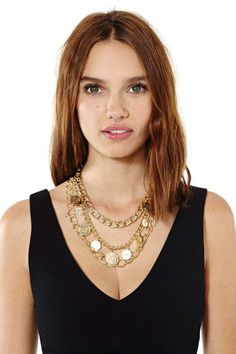Coined Up Necklace