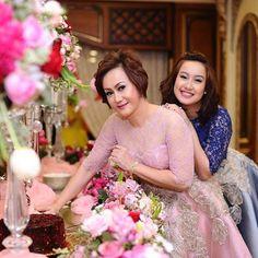 @ivan_gunawan selalu kompak mother & daughter