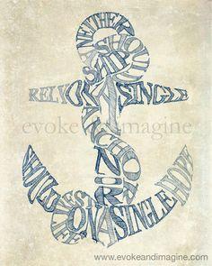Anchor - Art Print & Canvas