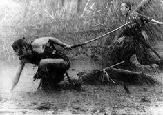 """Akira Kurosawa """"7 samurai"""""""