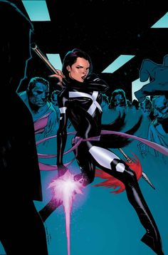 Day of the Butterfly: Marvel NOW Psylocke by Olivier Coipel