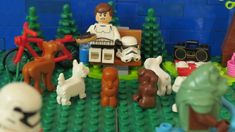Lego Stormtrooper, Funny Scenes, Donuts, Birthday Cake, Frost Donuts, Birthday Cakes, Beignets, Cake Birthday