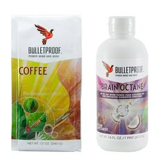 Bulletproof Upgraded Coffee Starter Kit- Brain Octane Edition * Read more reviews of the product by visiting the link on the image.