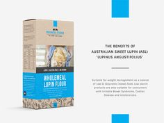 MY PROVINCIAL KITCHEN - Lupin Packaging Design Weight Management, Packaging Design, Kitchen, Cooking, Kitchens, Design Packaging, Cuisine, Package Design, Cucina