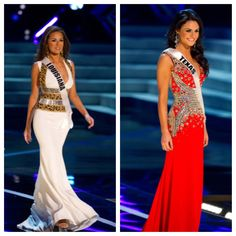 Miss USA contestants looked stunning in their Gionni Straccia gowns.  We are thrilled to have the designer in store this Friday and Saturday.
