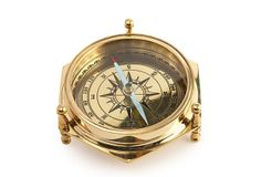 "Hexagonal Compass on OneKingsLane.com 3.25"" diameter"