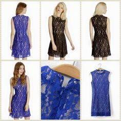 Detail:EQ 181 Full Lace Dress (BLUE/WHITE size S,M,L)Excellent QualityFabric Lace, Not ElasticSize S.M.L in cmBust (84,88,92) Shoulder (36,37,38) Waist (70,74,78) Length (82,84,86) with Lining, Back Zippersebelum membeli tanyakan ketersediaan stok terlebih dahulu fix priceinfowa 081237304540 bb pin 551fd9be Happy shopping