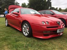 Congratulations to the owner of this GTV Cup which won our prize for Best In Show. A former Press Car this one has done 165,000 miles and still looks immaculate. Own an Alfa? Why not give us a call on 0800 917 2274 to see if we can save you money.