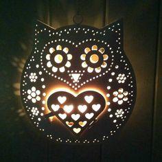 Owl night light!