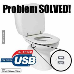 Problem Solved! Charge your phone at a moment when you need it most!
