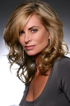 Ashley Abbott  -  The Young and the Restless   she came back for Billy.  Thats what Family is suppose to do.