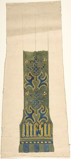 Design for a Stole