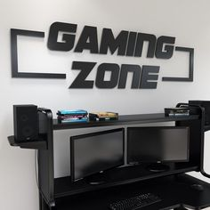 Gamer Bedroom, Home Music, Game Room Decor, Wall Decor, Wall Art, Mens Room Decor, Gaming Room Setup, Gaming Rooms, Gaming Chair